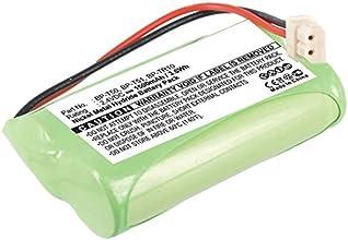 Exell 24V 1500mAh Baby Monitor Battery for Fisher M6163 Sony NTM-910 Sony NTM-910 Baby Nursery Monit