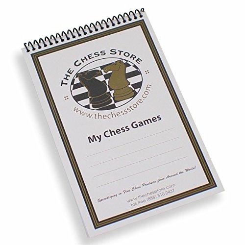 The Chess Store Chess Scorebook
