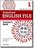 American English File 2E 1 Teacher Book: With Testing Program