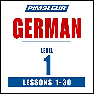 German Level 1 Speech
