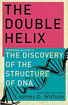 The structure of dna discussed in james d watsons book in the double helix