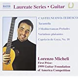 Lorenzo Micheli : Guitar Recital