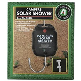 Academy Broadway Cor. 50270 Solar Shower