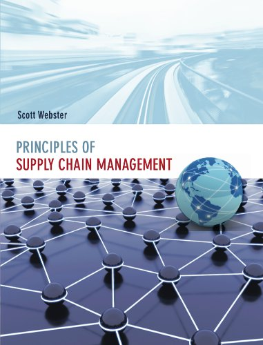 Principles of Supply Chain Management, by Scott Webster