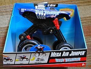 hot wheels mega air jumper