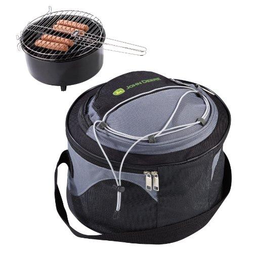 John Deere Weekend Grill & Cooler