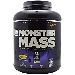 CytoSport Monster Mass Banana Creme - 5.95 lbs (2700 g)