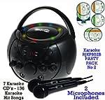 Portable Karaoke Machine & CD Player...