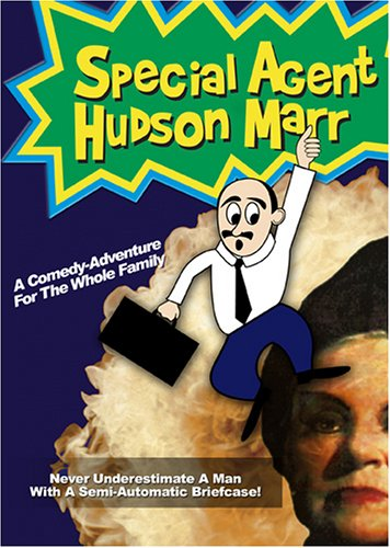 Cover art for  Special Agent Hudson Marr