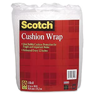 Scotch Cushion Wrap, 12 Inch x 10 ft (7920)