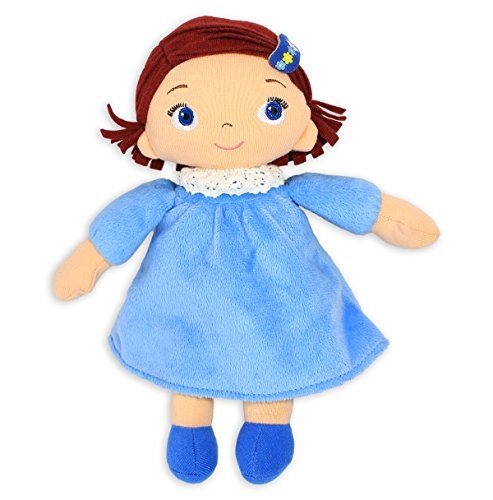"Macy's Yes Virginia 10"" Plush Doll - 1"