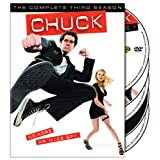 Chuck: The Complete Third Seasonby Zachary Levi