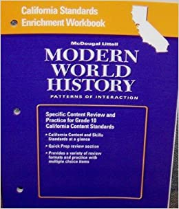world history patters of interaciton chapter The atlantic world chapter of this mcdougal littell modern world history -  patterns of interaction textbook companion course helps students learn.