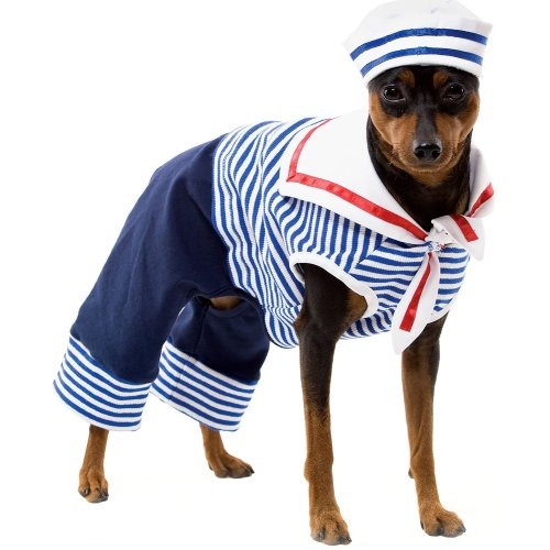 Sailor Dog Pet Costume