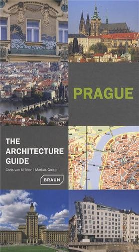 Prague: The Architecture Guide (Architecture Guides)