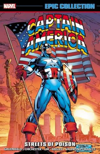 Captain America Epic Collection: Streets of Poison (Captain America Comic Book 1 compare prices)