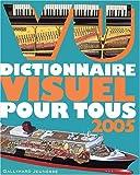 echange, troc Nathalie Audard, Collectif - Vu : Dictionnaire visuel pour tous