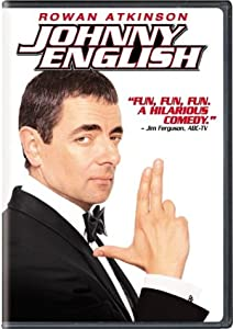Johnny English (Widescreen) (Bilingual)