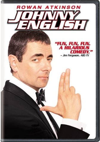 Johnny English (Widescreen Edition)