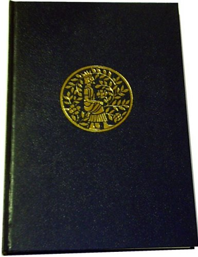 The Book of Proverbs From the Authorized King James Version, introduction by Robert Gordis; decorations by Valenti Angelo