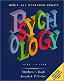 Psychology-Media and Research Update (3rd Edition) (0130341363) by Stephen Davis