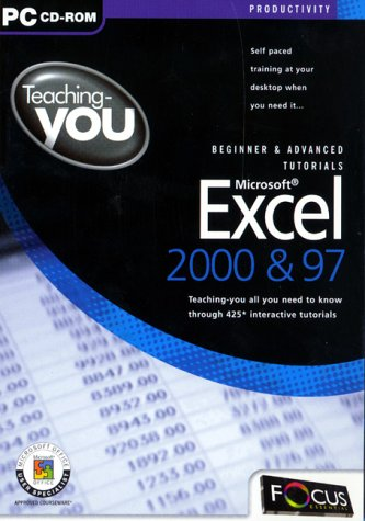 Teaching-you MS Excel 2000 / 97