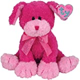 TY Fanciful the Dog Pinky Beanie Baby