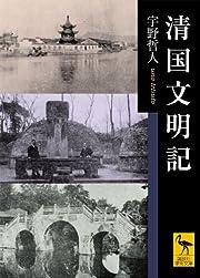 清国文明記 (学術文庫)