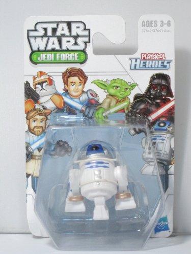 "Star Wars Jedi Force Playskool Heroes 2"" R2-d2 Action Figure - 1"