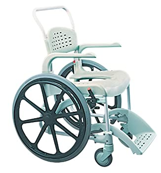 Etac Clean Self Prpoelled Shower Commode Chair by Patterson Medical
