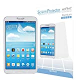 amFilm Samsung Galaxy Tab 3 8.0 Tablet T3100 Premium Screen Protector Film HD Clear (2 Pack) [Lifetime Warranty]