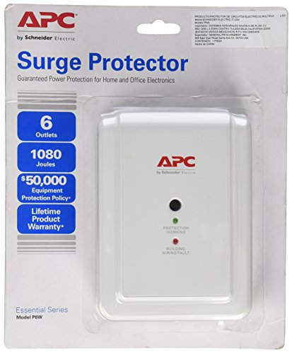apc-p6w-6-outlets-120v-surge-arrest-power-distribution-unit