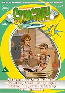 Stingray: Volume 4 - Pink Ice/Master Plan/Star Of East/Echo... [DVD] [1964]