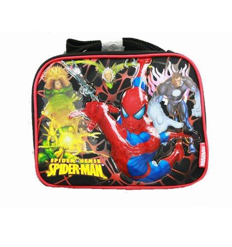 Lunch Bag - Marvel - Spiderman - vs Enemies - 1