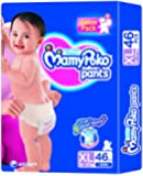 Mamy Poko Pant Style Diaper Extra Large - (46 pieces)
