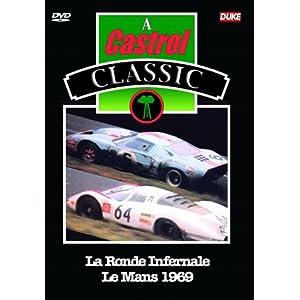 Le Mans 1969 - La Ronde Infernale [DVD]
