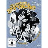 """Die kleinen Strolche: 1927-1929 (Stummfilme) [2 DVDs]von """"Hal Roach"""""""