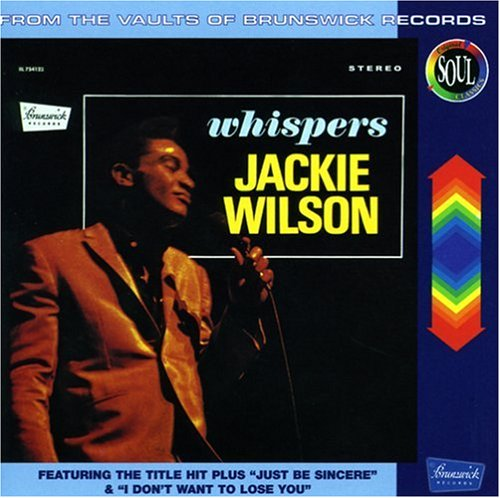 Whispers by Jackie Wilson