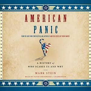 American Panic Audiobook