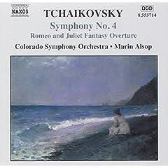 Tchaikovsky: Symphony No.4, Romeo and Juliet Fantasy Overture