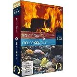 """Kaminfeuer + Marine Aquarium [Blu-ray] [Special Collector's Edition] [Special Edition]von """"Timm Hendrik Hogerzeil"""""""