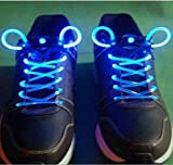 Unique Eye-catching Fashionable Party / Halloween / Waterproof / Washable / Durable LED Flashing Shoelaces for Adults, Teenagers, or Children