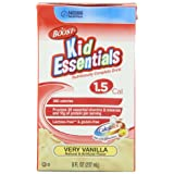 Boost Kid Essentials 1.5 Cal, Vanilla, 8-Ounce Boxes (Pack of 27) ~ Boost