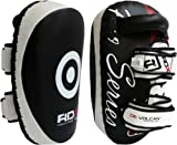 Authentic RDX Pair of Thai Kick Boxing Strike Shield Muay Pads Arm Punch MMA UFC Focus Bag
