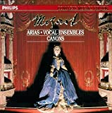 Mozart: Arias, Vocal Ensembles & Canons (Philips Complete Mozart Edition, Vol. 23)
