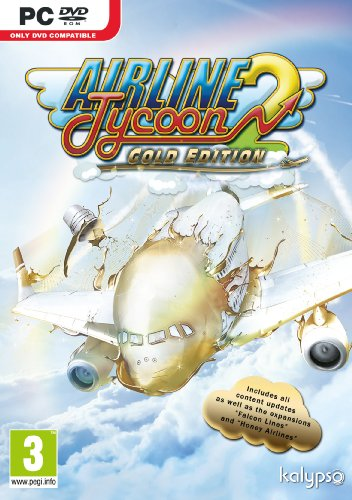 Airline Tycoon 2: GOLD  [Download]
