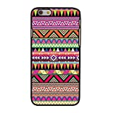 Generic Protective Hard PC Shell Back Cover Case For IPhone 6 4.7 Inch - Tribal Triangles