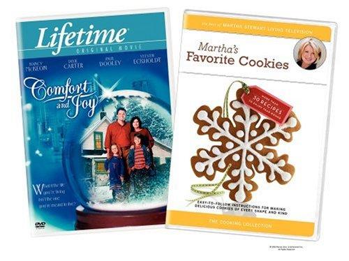 Martha Stewart: Martha's Favorite Cookies, Vol. 10/Comfort and Joy