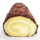 濃厚ショコラとバターのバターチョコレート ロールケーキ 17cm