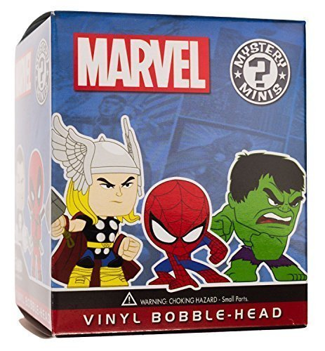 "Galactus: ~2.8"" Marvel x Funko Mystery Minis Vinyl Mini-Bobble Head Figure Series"